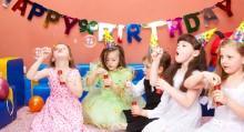 Kids Party Checklist