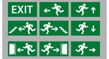 Fire Evacuation Checklist