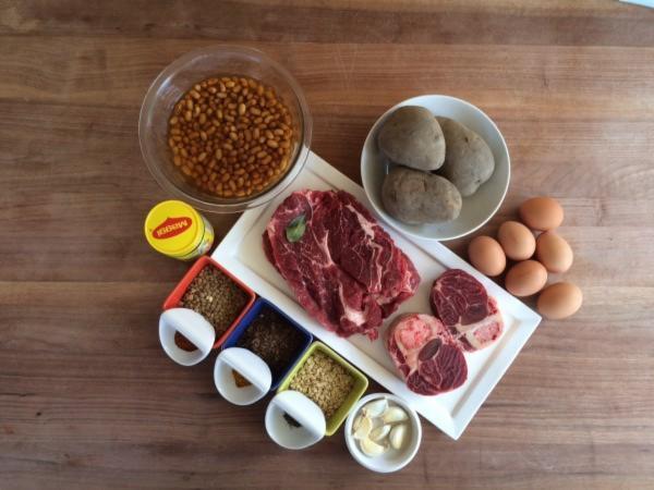 Cholent; een recept uit de Joodse keuken