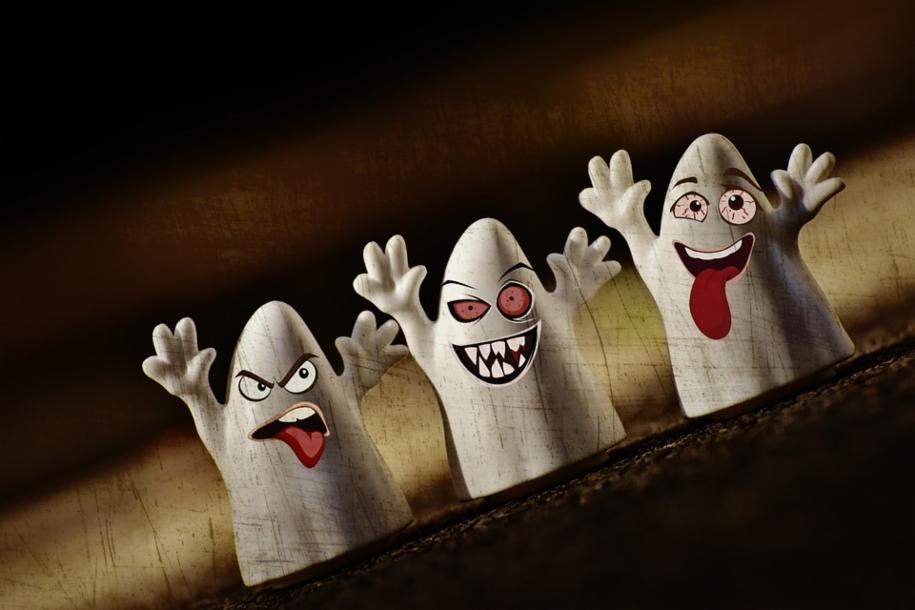 Netflix Halloween Aanraders