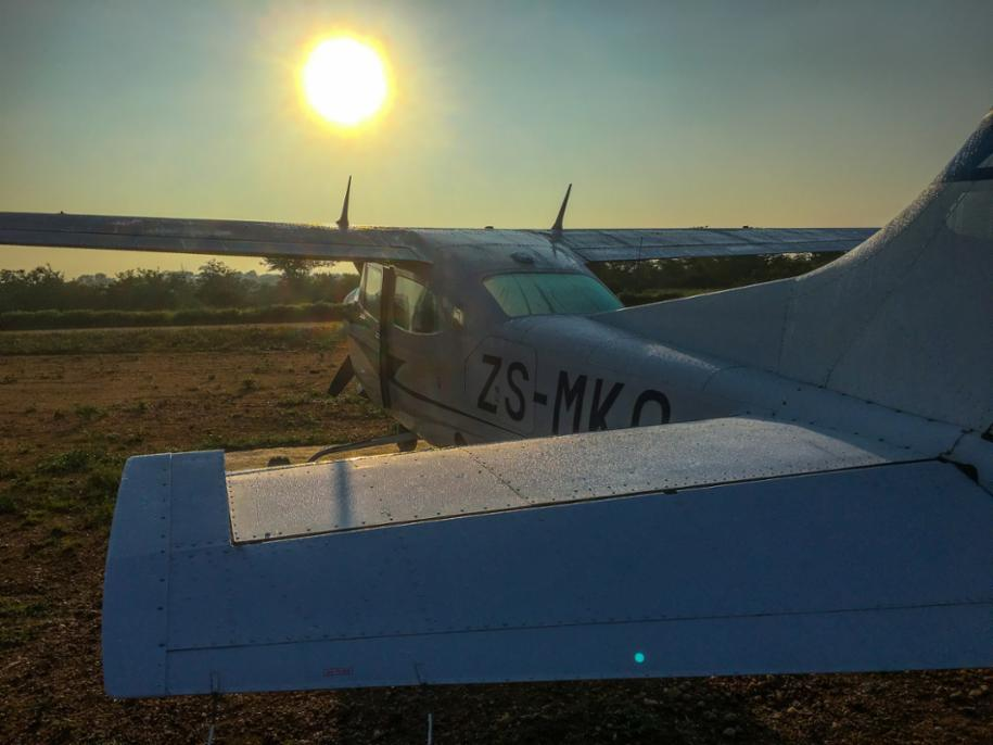 SA Pilot License Validation Procedure