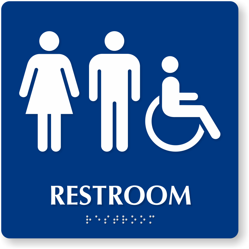 Bathroom-Main Concession Unisex/Handicap Accessible
